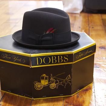 Dobbs Vintage Hat