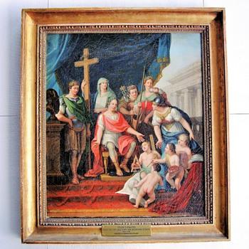 Joseph II (1741-1790) renews The Art Academy of Vienna 1786. - Fine Art
