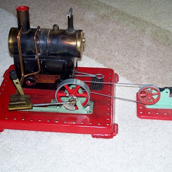 Mamod Steam Engine - Toys