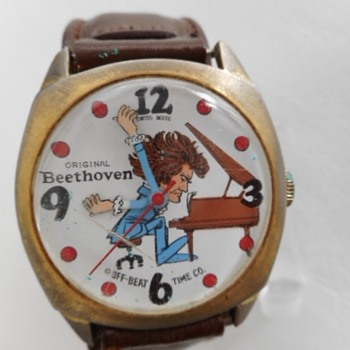 Beethoven Watch - Wristwatches