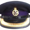 British Army Chaplain's Officer's visor cap