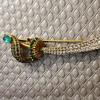 Ciner Sword Brooch
