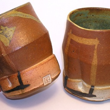 Japanese Cups ID - Pottery