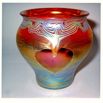 From a private collection- All Loetz- Part 7 - Art Nouveau