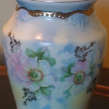 Hand-Painted Sugar Shaker Germany