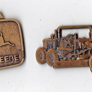 John Deere FOBS - Pocket Watches