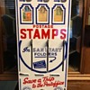 Antique Postage Stamp Vending Machine