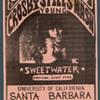 CSN&Y with SWEETWATER at University California at Santa Barbara Flyer