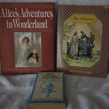 Alice.. - Books