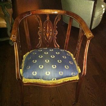 Farm Auction find - Furniture