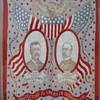 1904 Theodore Roosevelt for President Fabric Poster