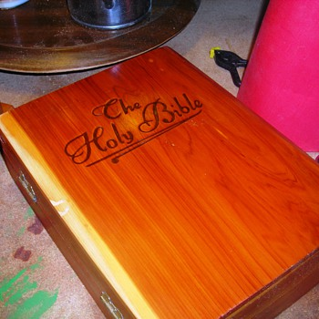 Bible in a box - Books
