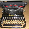 The Corona 3 Typewriter