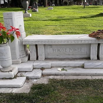 Hollywood Forever Cemetary Part Two - Photographs