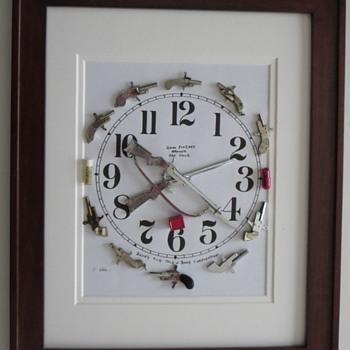 My Favorite Clock (?) - Clocks