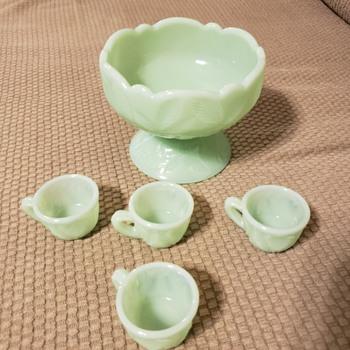 Jadeite? - Glassware