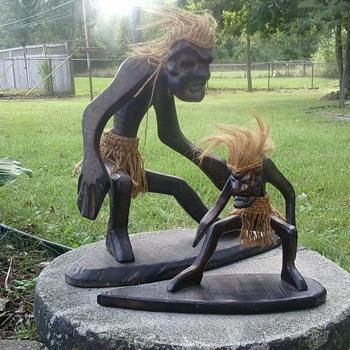 Tiki Dude Madness!! - Figurines