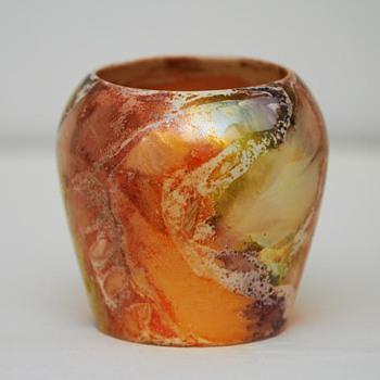Arabia Lustre Glaze Vase (Finland), 1917-1927 - Pottery
