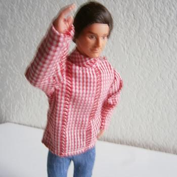 Ken In Action  - Dolls