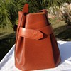 Louis Vuitton Vintage Epi Red Sac d'epaule Sling Bag