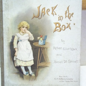 """Jack In the Box"" 1880's - Books"