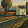 Irina Koulikov, European modernists Painting, Late 20 Century