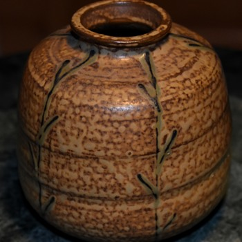 Weed Pot from....? - Pottery