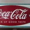 1963 Fishtail Coca-Cola Sign