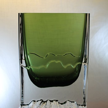 iittala Raito Vase 2780 by Tapio Wirkkala - Art Glass