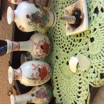 Asian porcelain - Asian