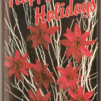 "Christmas Music ""Happy Holidays"" Cassette Tape - Christmas"