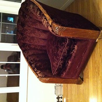 Great grandmas chair - Furniture