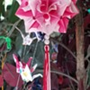 Japanese Origami Hanging Decorations