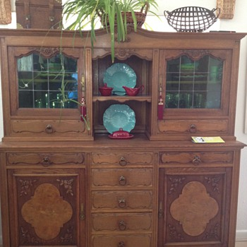 Dining Hutch - Furniture