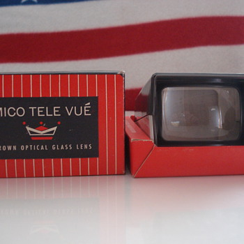 TELE VUE 35MM & BANTAM FOCUSING  SLIDE VIEWER