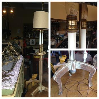 Stiffel floor lamp? - Lamps