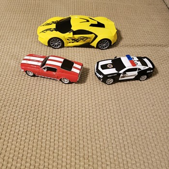 Let's Race! - Model Cars