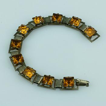 Rhinestone bracelets - Costume Jewelry