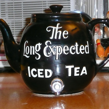 The Long Expected Ice Tea Pot Dispenser Display  - Kitchen