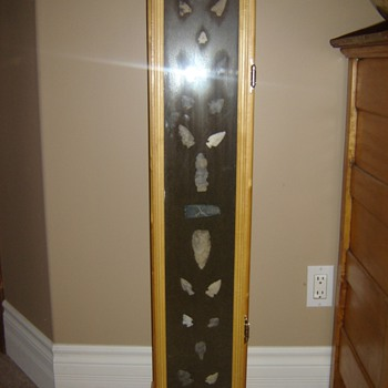 Arrowhead collection(s)