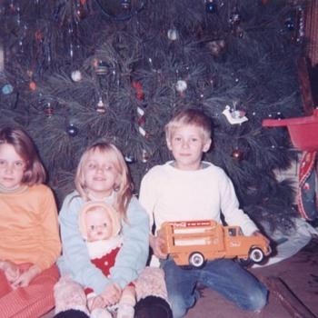A Christmas doll - Dolls