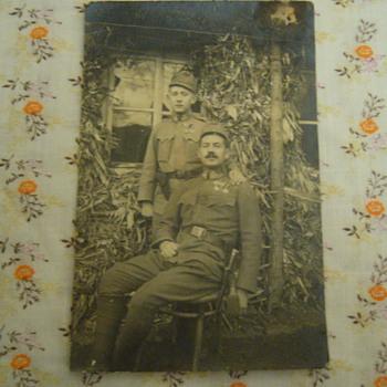 1918 rppc - Photographs