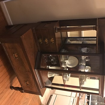 My Beautiful & Special China Cabinet