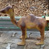 Funny looking Camel Statue