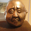 Chinese head curio.
