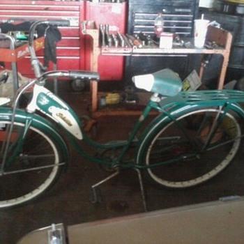 1951-1958  Schwinn Hornet - Sporting Goods
