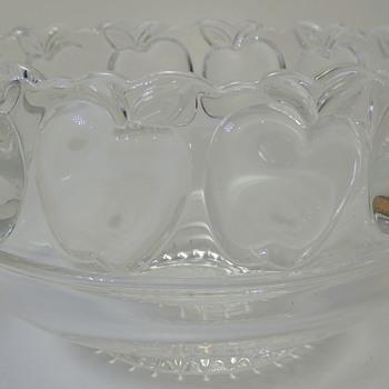 Fruit Bowl - TIFFANY & CO - Art Glass