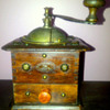Peugeot Freres Coffee Grinder-Is this one original or a repro?