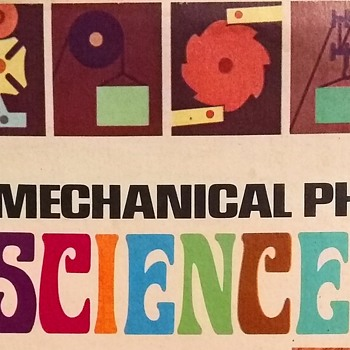 REMCO Mechanical Physics Science Kit 1969 - Toys