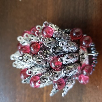 Unusual Brooch? - Costume Jewelry